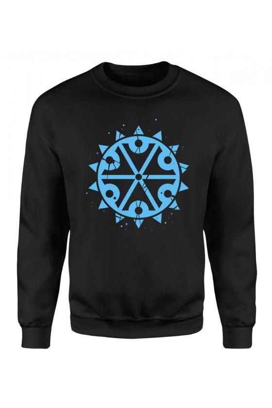 Bluza Męska Klasyczna Symbol Peruna
