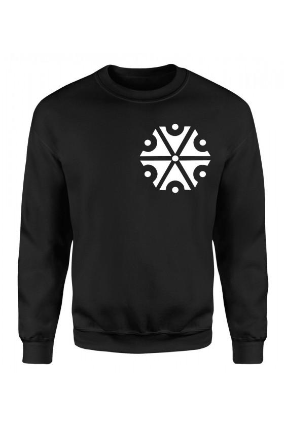 Bluza Męska Klasyczna Symbol Peruna II