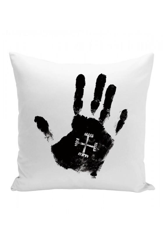 Poduszka Ręce Boga Dłoń