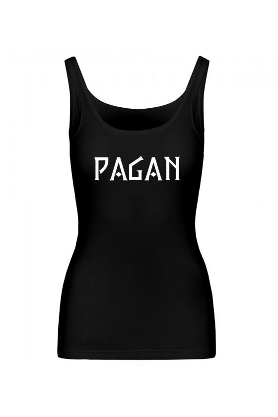 Koszulka Damska Tank Top Pagan
